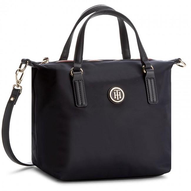 Handbag TOMMY HILFIGER - Poppy Small Tote AW0AW03680 413