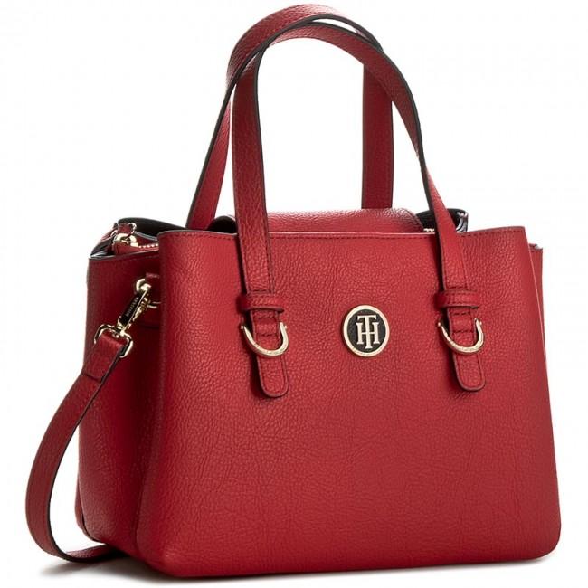 Handbag TOMMY HILFIGER - Th Core Medium Satchel CB AW0AW04152 903