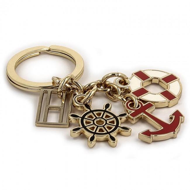 Fob TOMMY HILFIGER - Nautical Keyfob AW0AW04102 901
