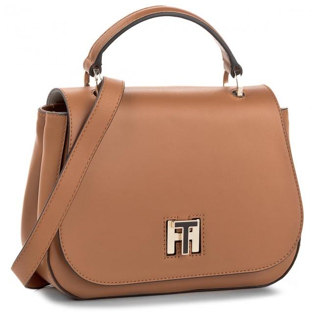 Handbag TOMMY HILFIGER - Th Twist Leather Crossover AW0AW05113  295