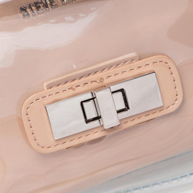 Handbag STEVE MADDEN - Bscene-L SM13000243-02002-CLR Clear