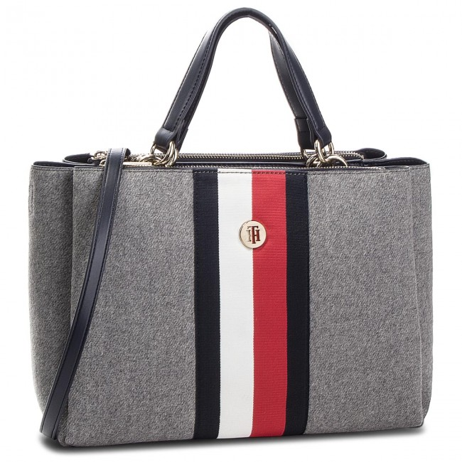tommy hilfiger effortless satchel