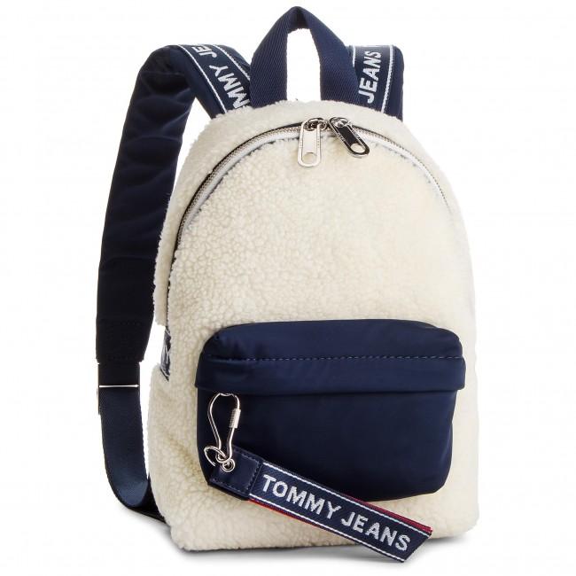 e6361445 Backpack TOMMY JEANS - Tju Logo Tape Micro Backpack Flc AU0AU00392 902