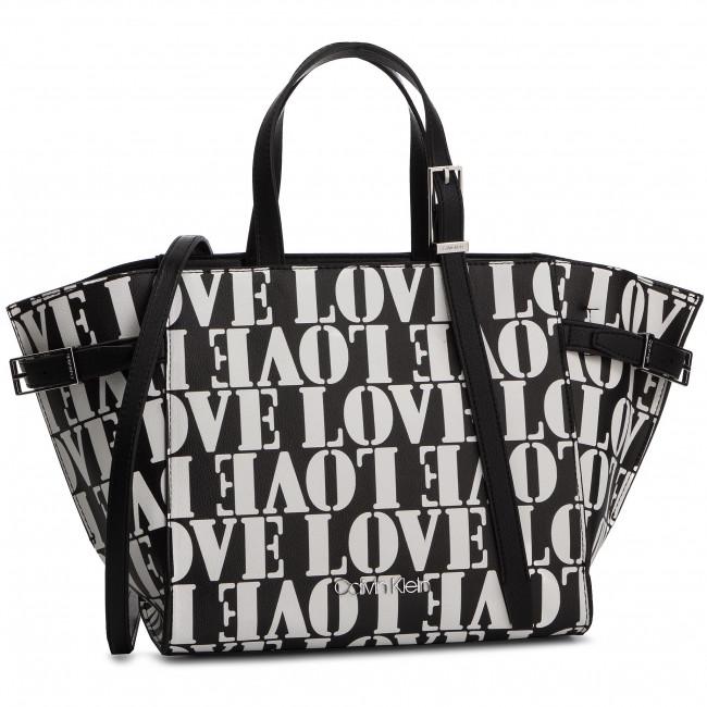 Handbag CALVIN KLEIN Extended Tote Love K60K605487 910