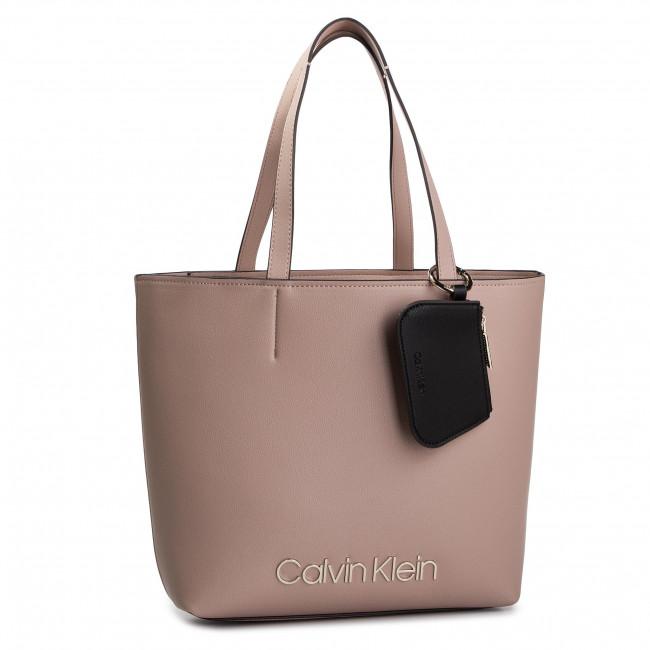 Handbag CALVIN KLEIN Ck Must Med Shopper K60K605481 646