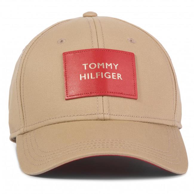 Tommy Hilfiger Patch Cap Casquette De Baseball Femme