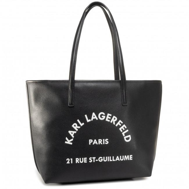 Handbag KARL LAGERFELD - 205W3084  Black