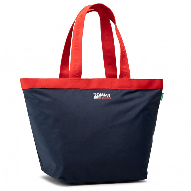 Handbag TOMMY JEANS - Tjw Campus Tote AW0AW09713 C87