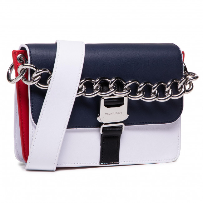 Handbag TOMMY JEANS - Tjw Item Flap Crossover AW0AW09720 0GY