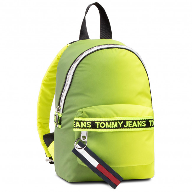 Backpack TOMMY JEANS - Tjw MiniLogo Tape Bpack Reflect AW0AW09892 LT3