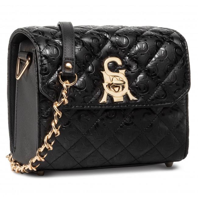 Handbag STEVE MADDEN - Bjuliete SM13000457  Black Synthetic