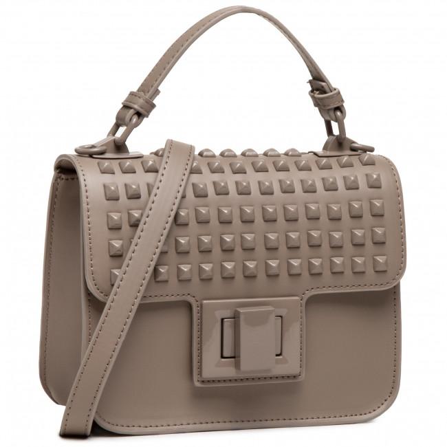 Handbag STEVE MADDEN - Braiders SM13000460-02002-CHR Charcoal
