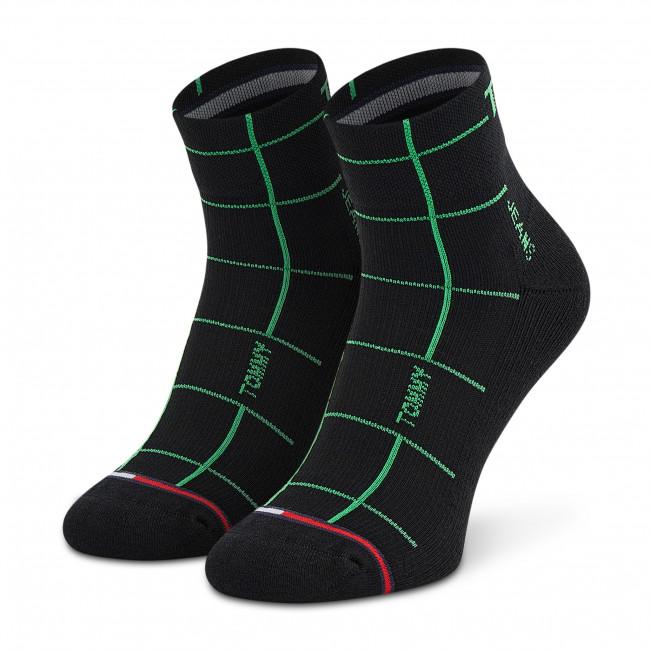 Men's High Socks TOMMY JEANS - 701210564 Black 002