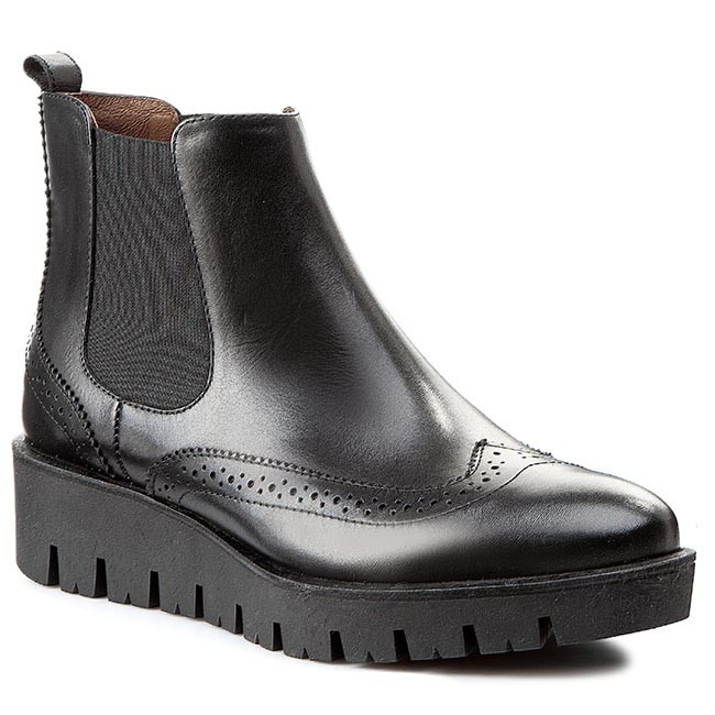 Ankle Boots NESSI - 703/N Czarny 14