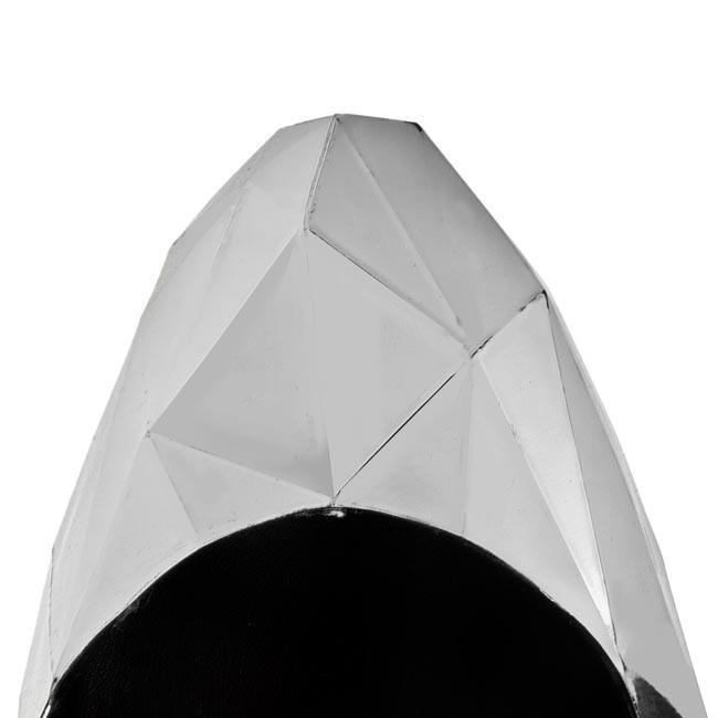 Polobotky UNITED NUDE - Lo Res Pump 1002914121 Steel