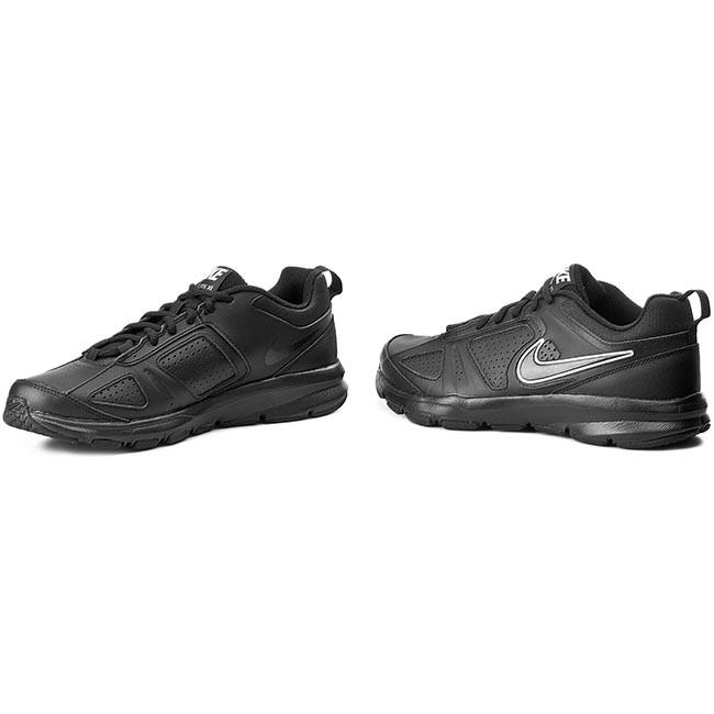 Nike T-Lite XI Shoes Sneaker Casual Sport Running Shoes Black Silver 616544-007
