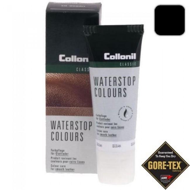 Shoe Polish COLLONIL - Waterstop Colours 75 ml Czarny 751