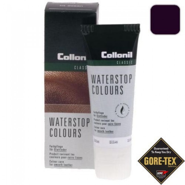 collonil waterstop colours how to use