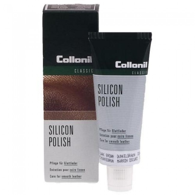 Shoe Polish COLLONIL - Silicon Polish 457 Bordeaux-Mahagoni