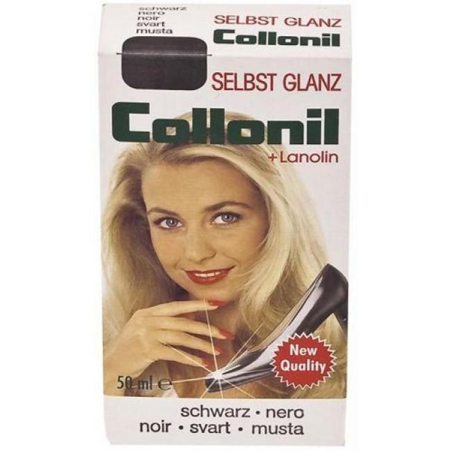 Shoe Polish COLLONIL - Selbst Glanz Dark Brown