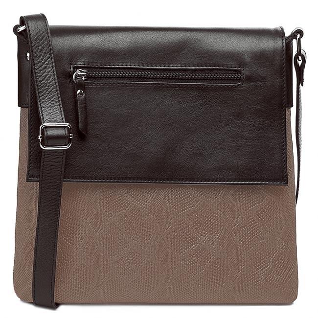 Handbag CREOLE - RBI1025 Brown