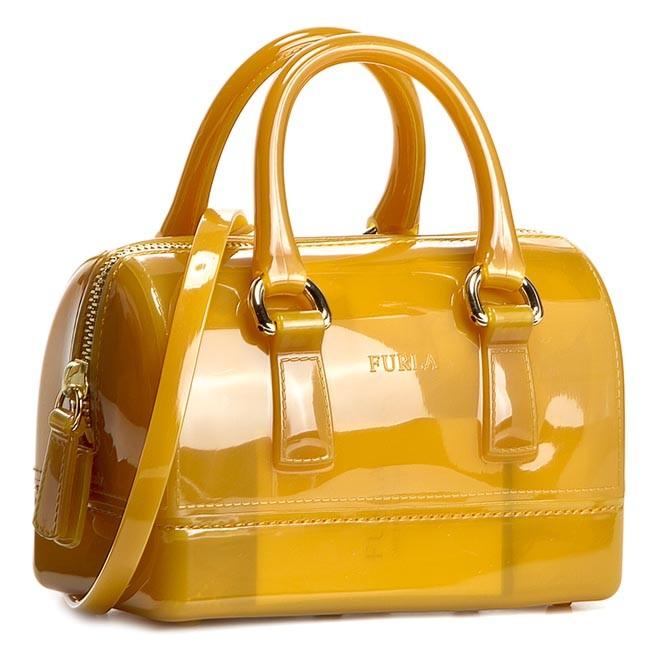 Handbag FURLA - Candy 777412 B BEE8 PL0 Girasole 012