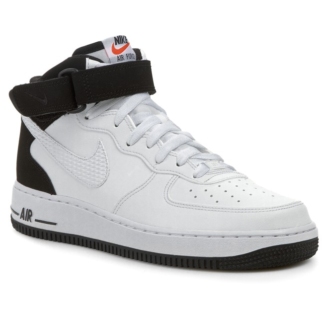 Estrecho fábrica gastos generales  Shoes NIKE - 315123 124 White/ Black - Sneakers - Low shoes - Men's shoes |  efootwear.eu