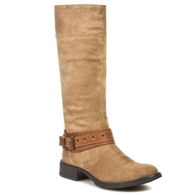 Knee High Boots XTI - 29377 Camel