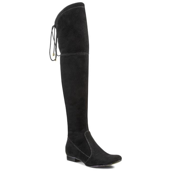 Over-Knee Boots ROBERTO - 420 Black