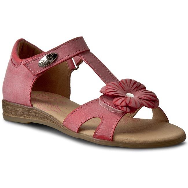 Sandals MAGIC LADY - CS4101-01 Malinowy