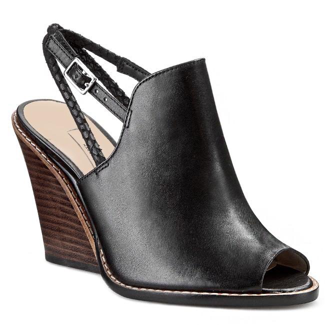 Sandals CLARKS - Sarina Billy 261065914 Black