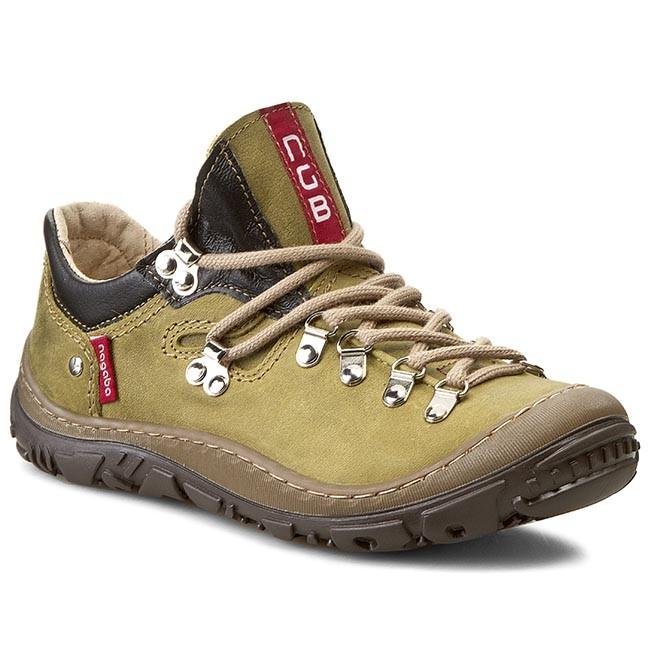 Shoes NAGABA - 054 Zieleń
