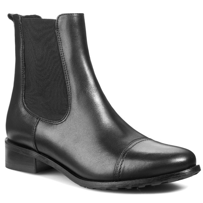 Ankle Boots EKSBUT - 63-2143-691-1G Black