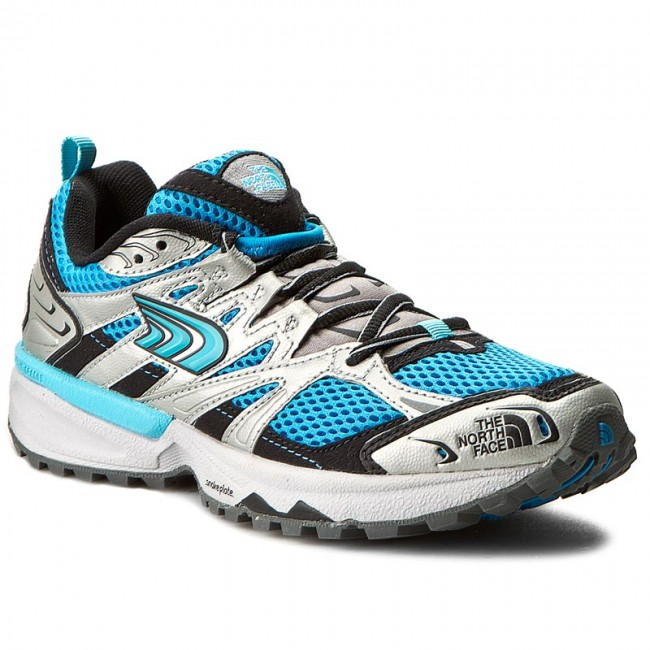 Shoes THE NORTH FACE - Single-Track TOALQFJM3 Blue/Grey