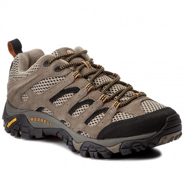 Trekker Boots MERRELL - Moab Ventilator J86595 Walnut