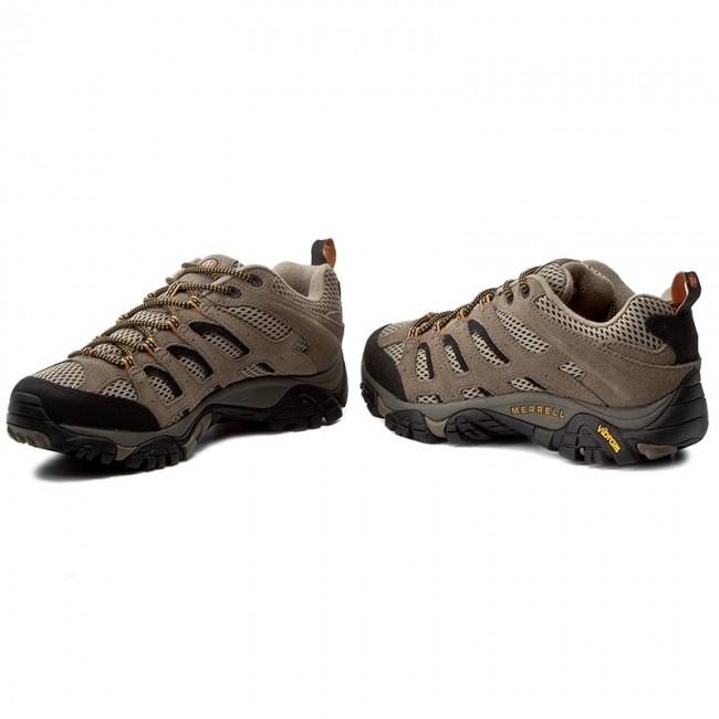 Trekker Boots MERRELL Moab Ventilator J86595 Walnut