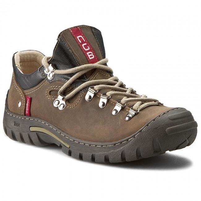 Shoes NAGABA - 055 O Oliwka P