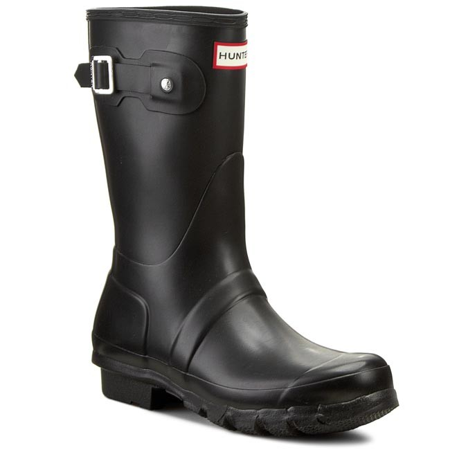 Wellingtons HUNTER - Original Short WFS1000RMA Black W23758