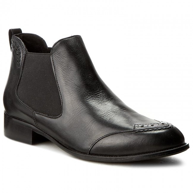 Ankle Boots SOLO FEMME - 16604-02-A10/000-02-00 Black