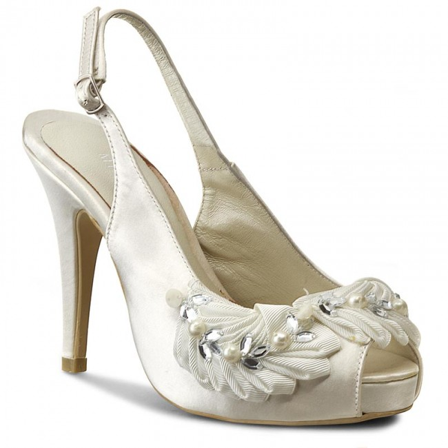 Sandals MENBUR - 004518 Marfil 004