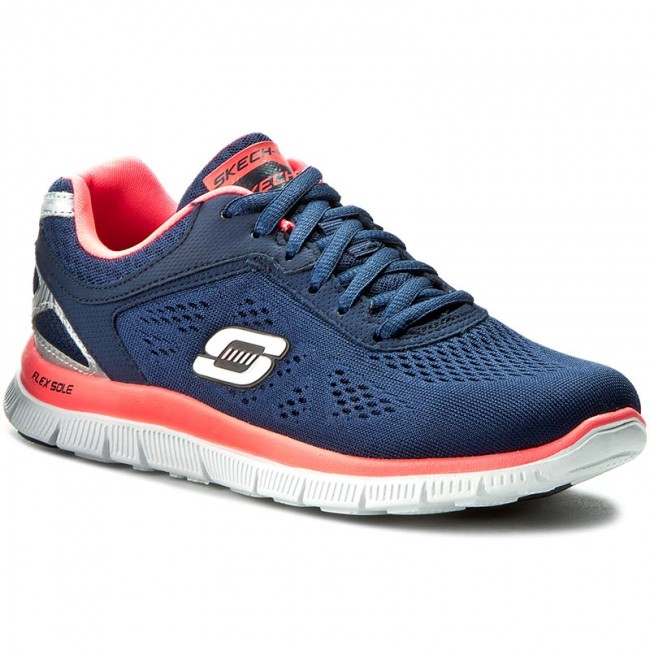 Shoes SKECHERS - Love Your Style 11728/NVHP Navy/Hot Pink