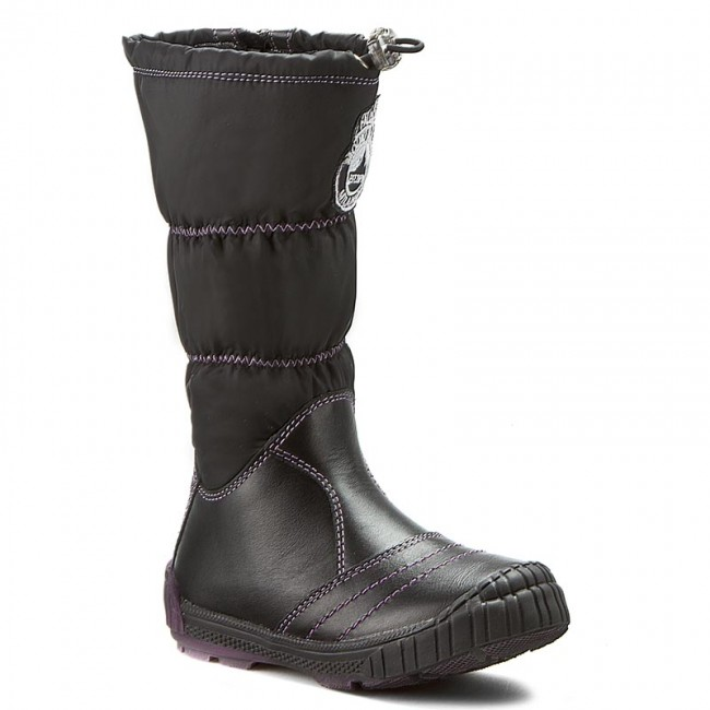 Snow Boots FALCON - 4025 Black