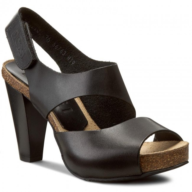 Sandals NESSI - 42103 Czarny 11