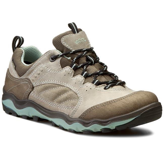 Trekker Boots Ecco Ulterra Gore Tex 82312358729 Warm Grey Sage Ice Flower Trekker Boots Low Shoes Women S Shoes Efootwear Eu