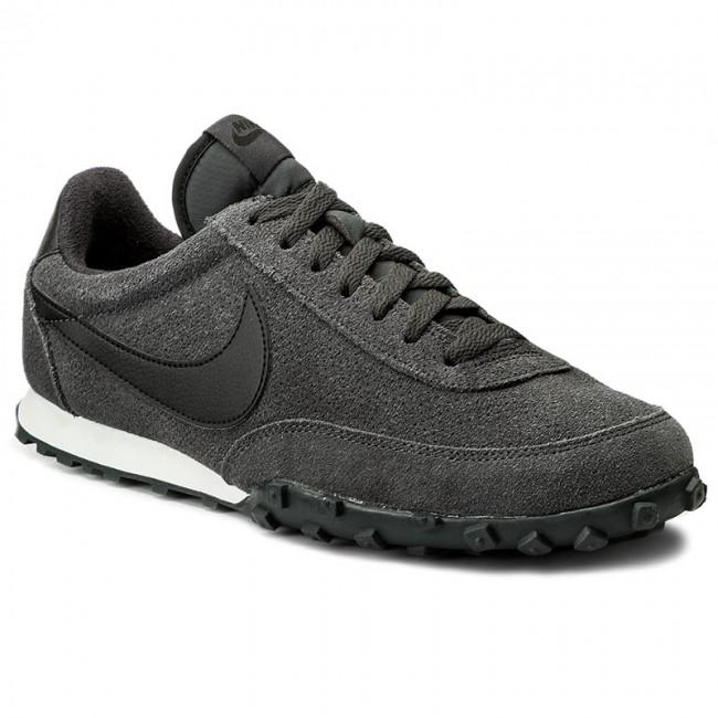Otros lugares Corte de pelo pantalones  Shoes NIKE - Waffle Racer '17 Ltr 876256 003 Anthracite/Black/Black -  Sneakers - Low shoes - Men's shoes | efootwear.eu