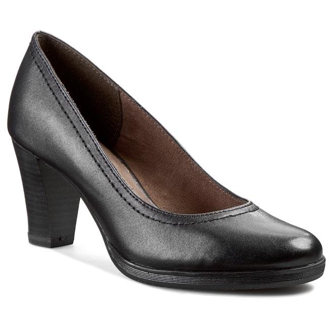 High Heels TAMARIS - 1-22401-20/24 Black 001