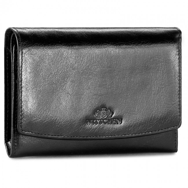 Large Women's Wallet WITTCHEN - 21-1-062-1 Black