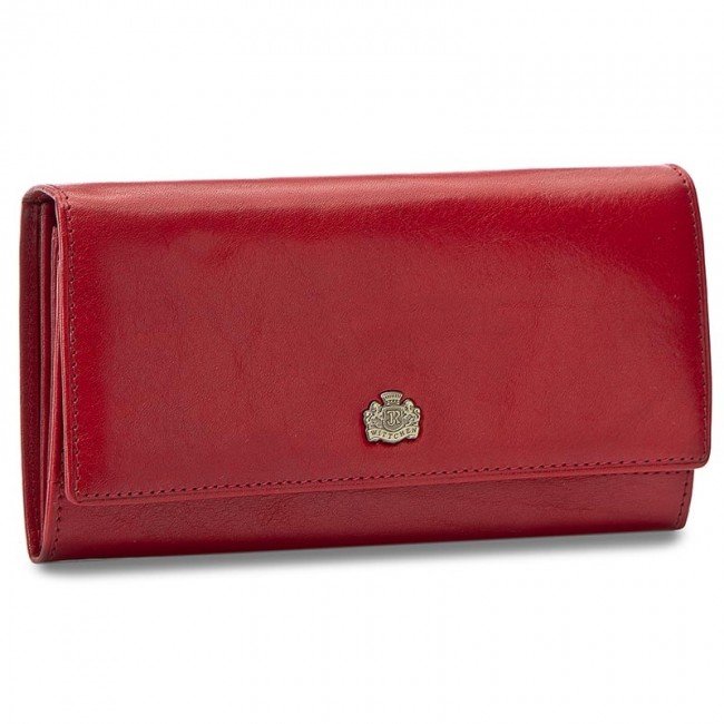 Large Women's Wallet WITTCHEN - 10-1-052-3 Red