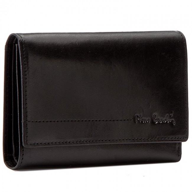 Large Women's Wallet PIERRE CARDIN - Z10-01-008-10 Black