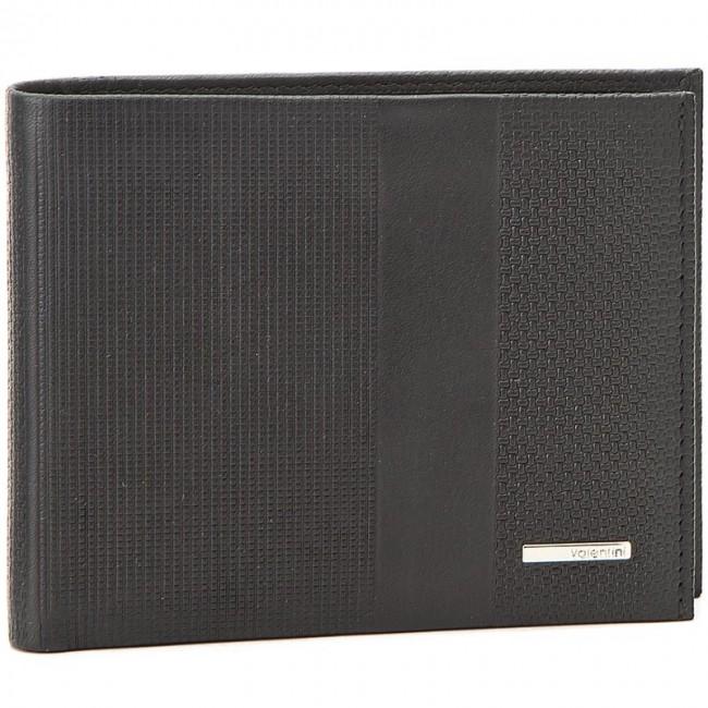 Large Men's Wallet VALENTINI - 157.335 Black